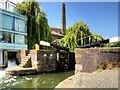TQ3183 : City Road Lock by David Dixon