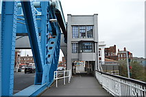 TA1029 : Crossing New North Bridge by N Chadwick