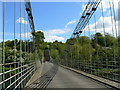 NT9351 : Union suspension bridge by James Allan