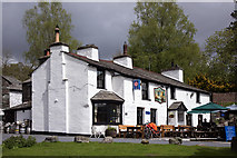 NY3204 : The Britannia Inn, Elterwater (1) by The Carlisle Kid