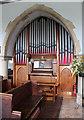 TM4077 : St Peter, Holton - Organ by John Salmon