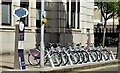 J3473 : Belfast Bikes, Alfred Street (June 2015) by Albert Bridge