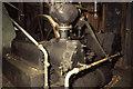 SO5910 : Bixhead Quarry - air compressor by Chris Allen