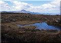 NG5645 : Peat bog by Ian Taylor