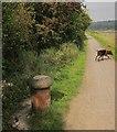 ST5475 : Capstan by the Avon by Derek Harper