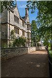 SP5105 : Path, Christ Church Meadow, Oxford by Christine Matthews