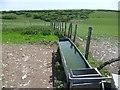 TV5796 : Looking across Kiln Combe by Marathon