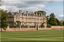 SP5106 : Merton College, Oxford by Christine Matthews