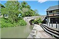 SU0061 : Devizes, Cemetery Road Bridge by Mike Faherty