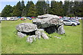 SH5169 : Plas Newydd Neolithic Chambered Tomb by Jeff Buck