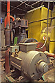 SK5703 : Raab Karcher Timber, Swan Lake Mill - steam engine by Chris Allen