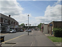 SO4382 : Corvedale  Road  toward  Shrewsbury  Road  Craven  Arms by Martin Dawes