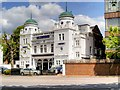 TQ2583 : Islamic Centre of England, Maida Vale by David Dixon