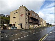 HU4642 : The Shetland Hotel by John Lucas