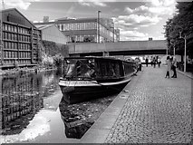 TQ2681 : Grand Union Canal, Paddington Branch - Bishop's Road Bridge by David Dixon