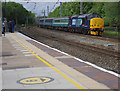 SD4761 : DRS passenger train at Lancaster station by Ian Taylor