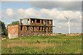 SK8569 : Wigsley watchtower by Richard Croft