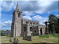 TL0467 : All Saints' church, Upper Dean by Bikeboy