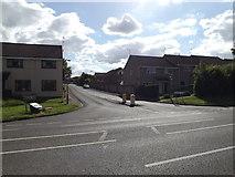 TM0855 : Hurstlea Road, Needham Market by Adrian Cable
