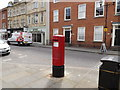 TM1644 : 2 St.Peters Street Postbox by Adrian Cable
