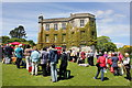 SH5269 : The Antiques Roadshow at Plas Newydd by Jeff Buck