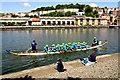 ST5772 : Watching the Dragon Boats 1 by Anthony O'Neil
