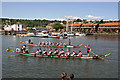 ST5772 : Watching the Dragon Boats 2 by Anthony O'Neil