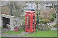 SY9777 : Telephone Kiosk, Worth Matravers by N Chadwick