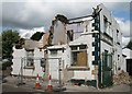 SK3389 : Masons Arms is no more by Dave Pickersgill