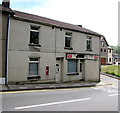 SO1708 : Former Tyllwyn General Stores and Post Office, Ebbw Vale by Jaggery