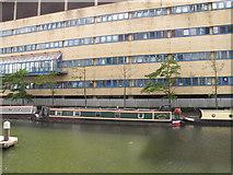 TQ2681 : Millie Anne, of Engine Lock Caldon Canal - narrowboat in Paddington Basin by David Hawgood