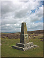 NY6010 : Black Dub Monument, Crosby Ravensworth Fell by Karl and Ali