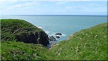 SH2035 : Scene on the Lleyn coast by Jeremy Bolwell