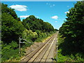 TQ6599 : Great Eastern main line at Ingatestone by Malc McDonald