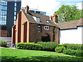 SP3378 : Whitefriars Gatehouse by Keith Williams