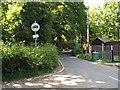 TQ5799 : Chivers Road, near Kelvedon Hatch by Malc McDonald