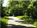 TQ5698 : Church Road, near Kelvedon Hatch by Malc McDonald