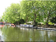 TQ2681 : Valerie May - narrowboat in Little Venice by David Hawgood