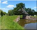 SP4932 : Bridge 189: Belchers Lift Bridge on the Oxford Canal by Mat Fascione