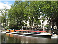 TQ2681 : Jason  - narrowboat for trips from Little Venice by David Hawgood
