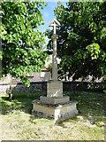 TG1441 : The War Memorial at Upper Sheringham by Adrian S Pye