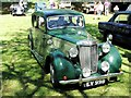 TR3358 : Vintage 1952 MG, Sandwich by Chris Whippet