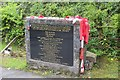 NS7529 : Shankly Memorial by Richard Webb