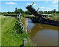 SP4930 : Bridge 193: Chisnell Lift Bridge by Mat Fascione