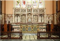 TQ2878 : St Michael, Chester Square - Sanctuary by John Salmon