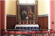 TQ2878 : St Michael, Chester Square - War Memorial chapel by John Salmon