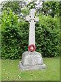 TG1902 : Swardeston War Memorial by Adrian S Pye