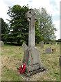 TM0695 : Besthorpe War Memorial by Adrian S Pye