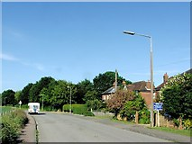 TR3256 : Dover Road, near Sandwich by Chris Whippet