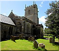 ST5910 : Grade I listed Parish Church of St Andrew, Yetminster by Jaggery